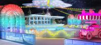 Az első jég- és hó témapark Kínában