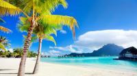 Bora Bora a Csendes-óceán gyöngyszeme