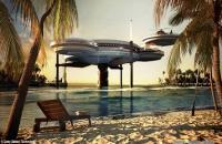 Dubai víz alatti szállodája