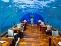 Vacsora az Indiai-óceán mélyén