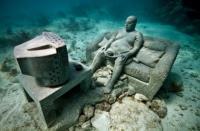 Hamarosan mélytengeri szoborpark nyílik