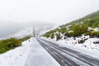 A havazás is lehet turista látványosság? Ha a Kanári-szigeteken esik, akkor igen!