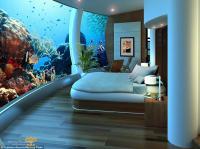 10 éves a világ első víz alatti szállodája