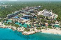 Hotel Xcaret Mexikó - a szórakoztató luxus szálloda
