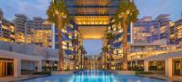 új luxusszálloda Dubai-ban: Five Palm Jumeirah 5*