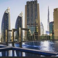 A világ legmagasabb szállodája - Gevora Hotel Dubai