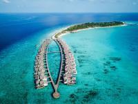 Gyönyörű új sziget Maldívon, Fairmont Maldives Sirru Fen Fushi 5*