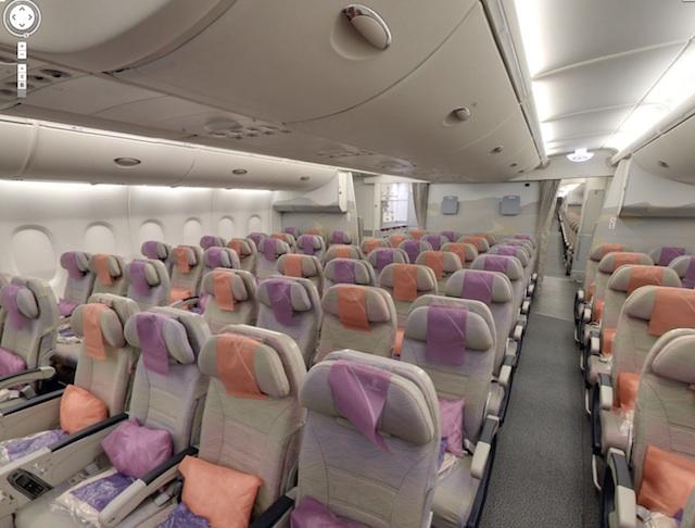 Előre foglalható prémium ülések az Emirates járatain