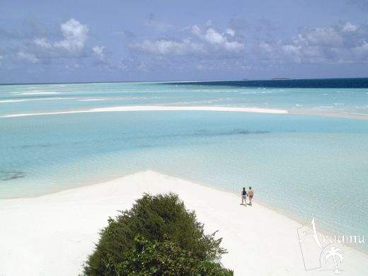 Olhuveli Beach & Spa Resort****