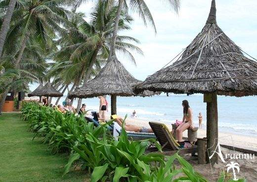Vietnam, Little Mui Ne Resort***