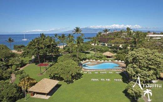 Hawaii, Kaanapali Beach Hotel***+