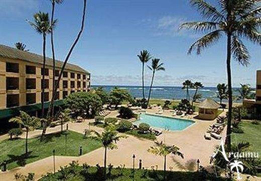 Hawaii, Courtyard by Marriott Kauai at Coconut Beach***