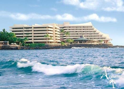 Hawaii, Royal Kona Resort