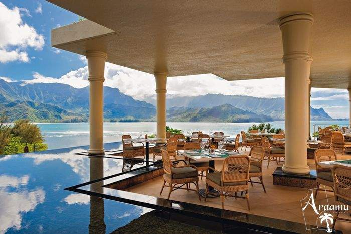 Hawaii, The St. Regis Princeville Resort******