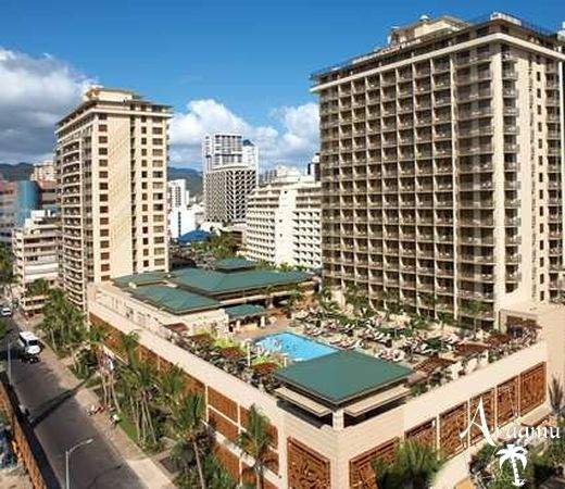 Hawaii, Embassy Suites Waikiki Beach Walk***+