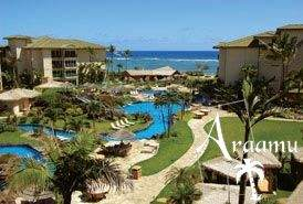 Hawaii, Outrigger Waipouli Beach Resort****