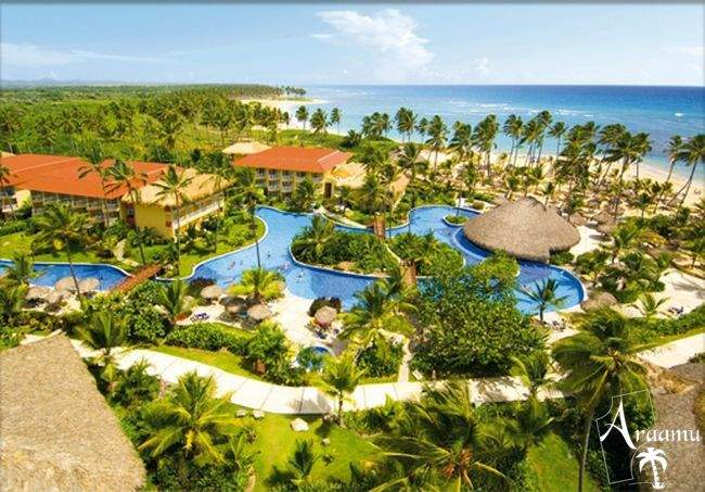 Dominika, Dreams Punta Cana Resort & Spa*****