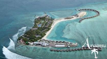 Chaaya Island Dhonveli - Maldív-szigetek utazás, nászút és esküvő