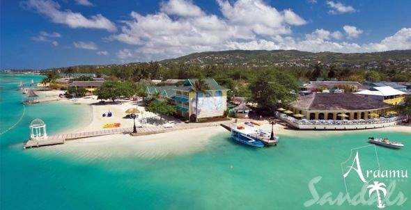 Jamaika, Sandals Royal  Caribbean & Offshore Island****+
