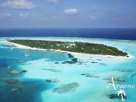 Meeru Island Resort****
