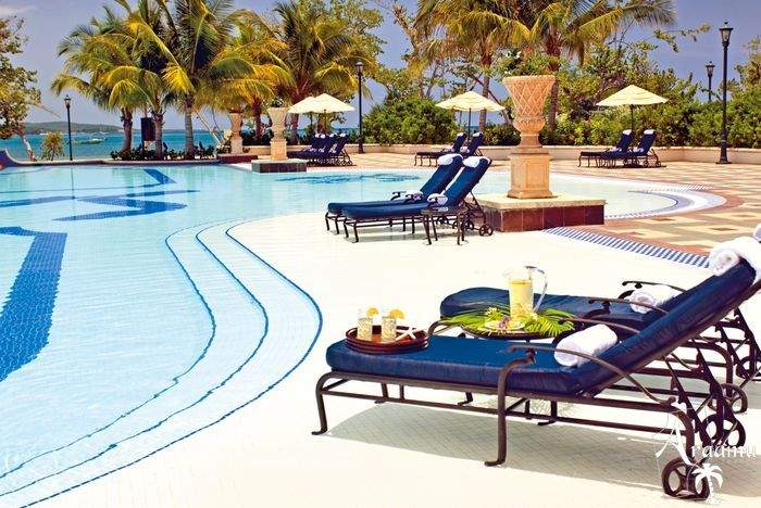 Jamaika, Sandals Whitehouse European Village & Spa*****
