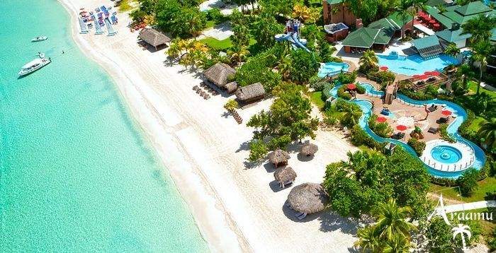 Jamaika, Beaches Negril Resort & Spa****+