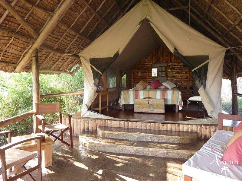 Kenya, Tortilis Camp*****