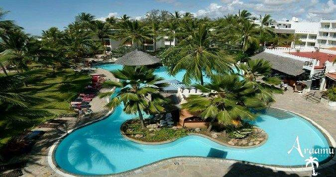 Kenya, Bamburi Beach***