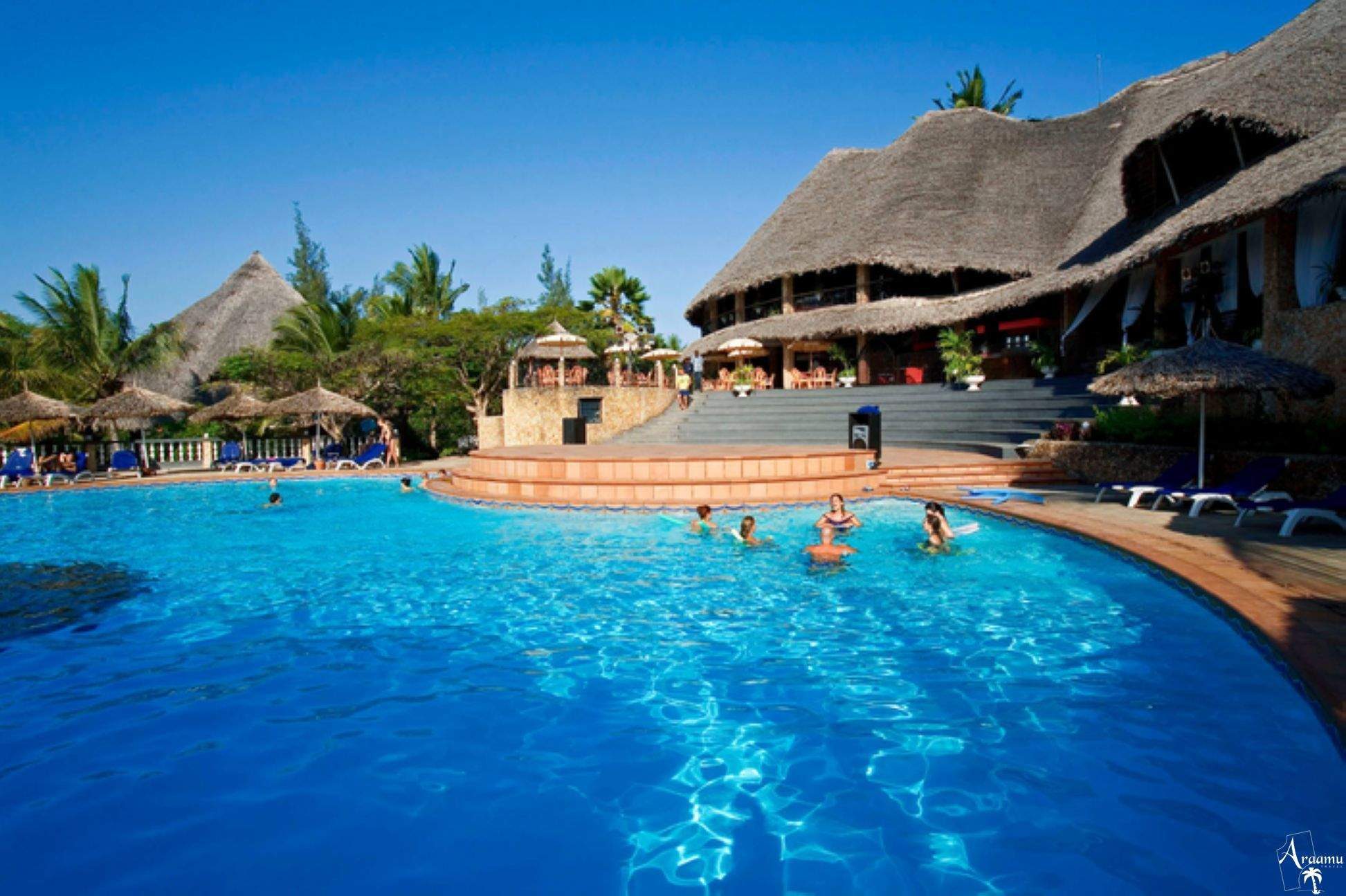 Kenya, Temple Point Resort***+