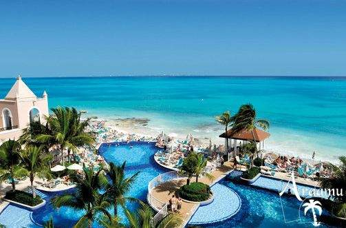 Mexikó, Riu Cancun****+