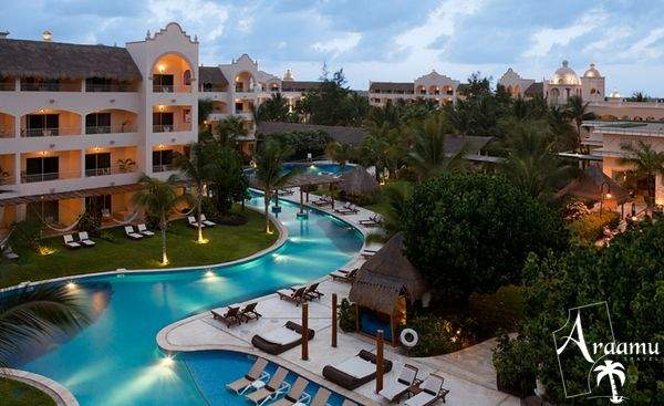 Mexikó, Excellence Riviera Cancun*****