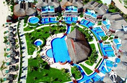 Mexikó, El Dorado Royale & Spa Resort*****