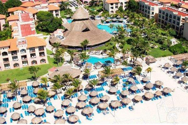 Mexikó, Sandos Playacar Beach Resort & Spa****+