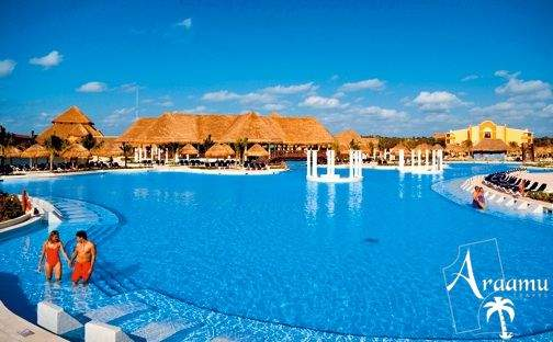 Mexikó, Grand Palladium White Sand Resort & Spa*****