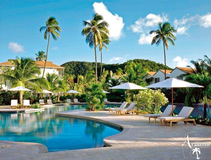 Antigua, Carlisle Bay Resort******