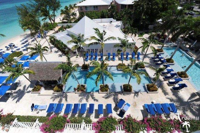 Kajmán-szigetek, Grand Cayman Beach Suites*****