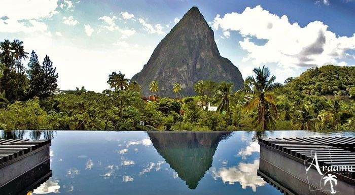 St. Lucia, Boucan by Hotel Chcolat****