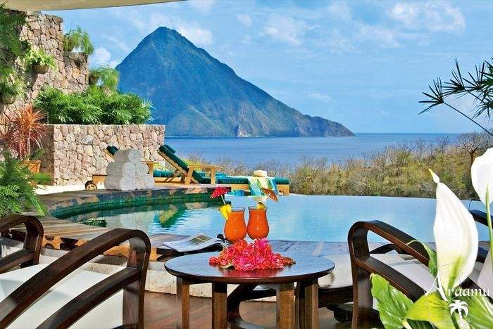 St. Lucia, Jade Mountain*****+