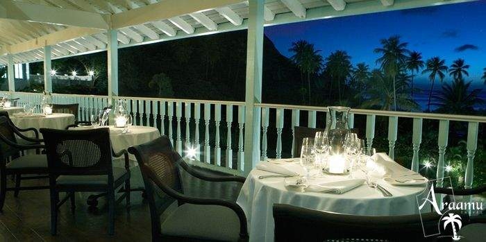 St. Lucia, The Jalousie Plantation*****