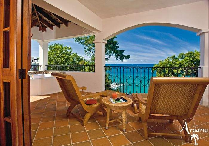 St. Lucia, Cap Maison Resort and Spa*****