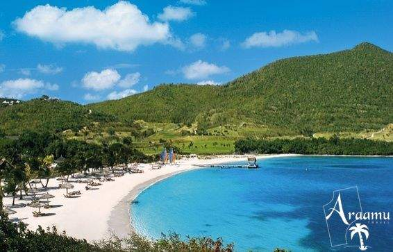 St. Vincent & Grenadine, Canouan Private Island*****+