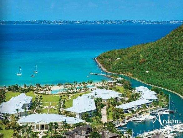 St. Martin, Radisson Blue Resort,Marina & Spa*****