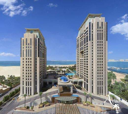Dubai, The Habtoor Grand Resort*****