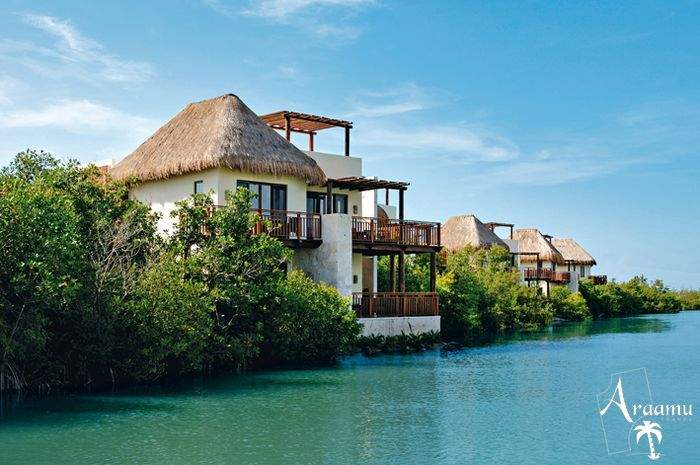 Mexikó, The Fairmont Mayakoba*****