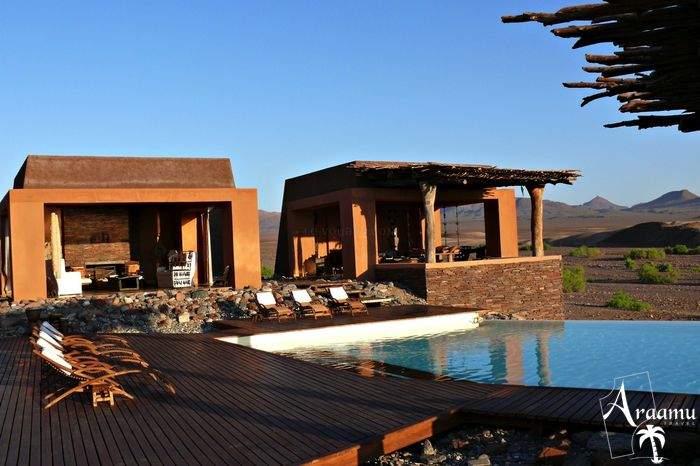 Okahirongo Elephant Lodge Selection