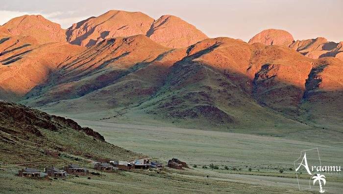 &Beyond Sossusvlei Desert Lodge Selection