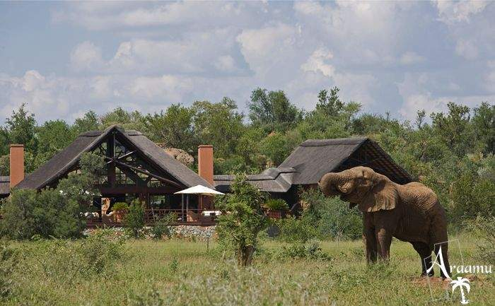 Mateya Safari Lodge Selection