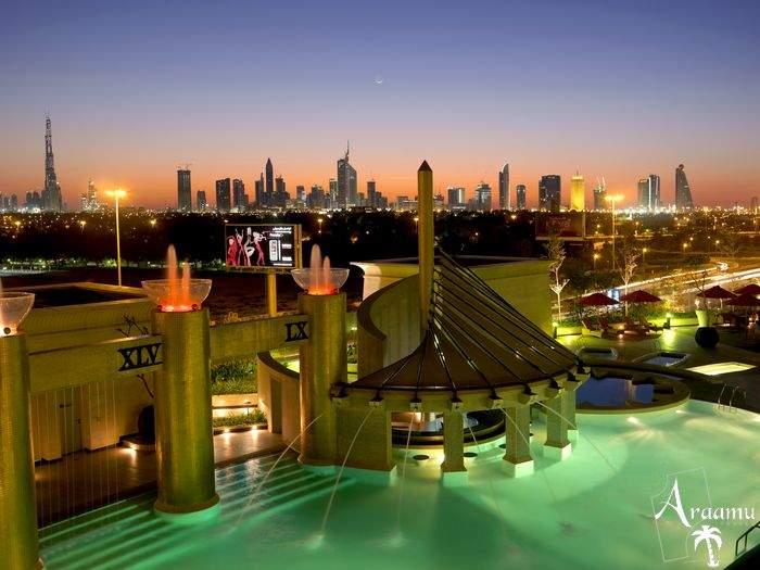 Raffles Dubai United Arab Emirates