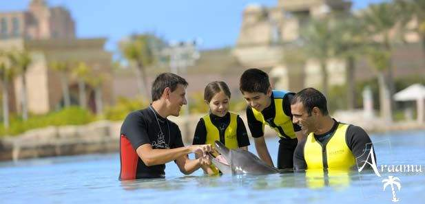 Dubai, Atlantis, The Palm*****+
