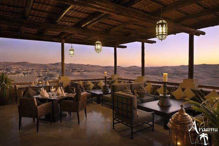 Qasr Al Sarab Desert Resort by Anantara